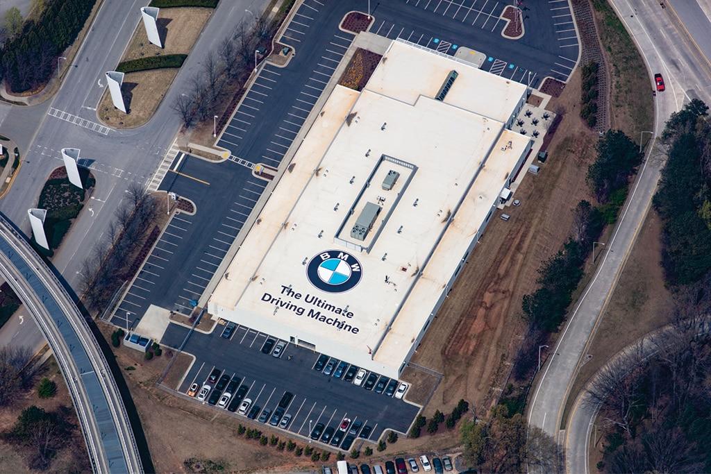BMW-Aerial
